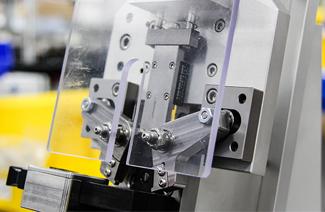 Werkzeugbestückung automatisierter Anlage