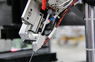 Werkzeugbestückung automatisiertes System