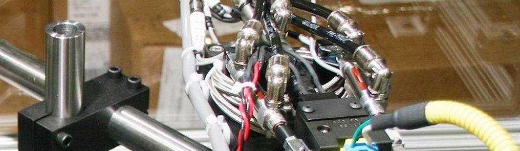 airbag inflator electrical testing