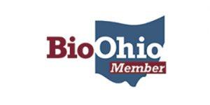 BioOhio logo,bioscience organization